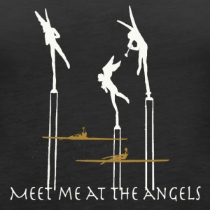 Meet me at the Angels Tanks - Women's Premium Tank Top