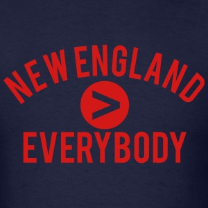 New England  Everybody T-Shirts - Men's T-Shirt
