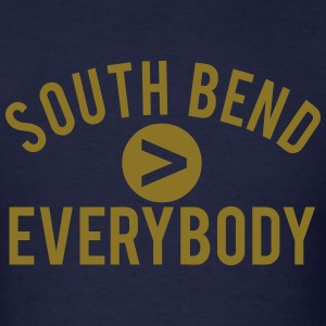 South Bend  Everybody T-Shirts - Men's T-Shirt