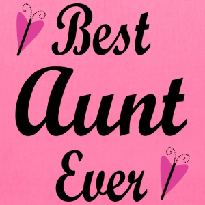 Best Aunt Ever Bags & backpacks - Tote Bag