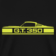 Design ~ Shelby GT350 Graphic T