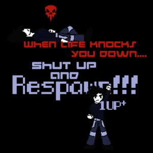 Respawn t shirt small