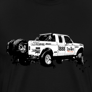 Race Truck - Men's Premium T-Shirt