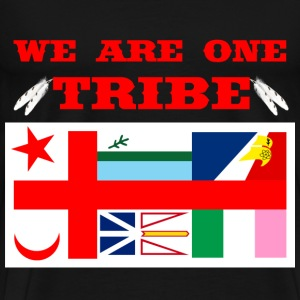 WE ARE ONE TRIBE  - Men's Premium T-Shirt