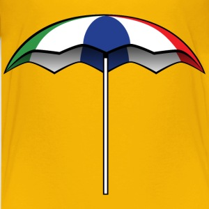 Summer Umbrella - Kids' Premium T-Shirt