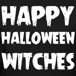Happy Halloween Witches T-shirt - Women's T-Shirt