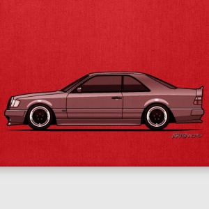 MB W124 300CE AMG Ghost Bags & backpacks - Tote Bag