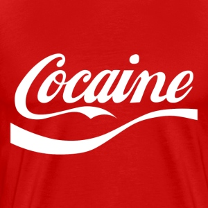 Coca Cocaine - Men's Premium T-Shirt