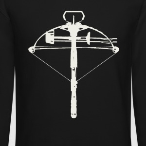 cross bow - Crewneck Sweatshirt