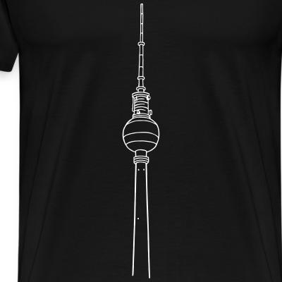 Tv-tower Berlin Alexanderplatz landmark souvenir