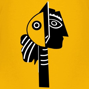 Picasso sculpture - Kids' Premium T-Shirt