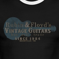 vintage guitars nashville T-Shirts