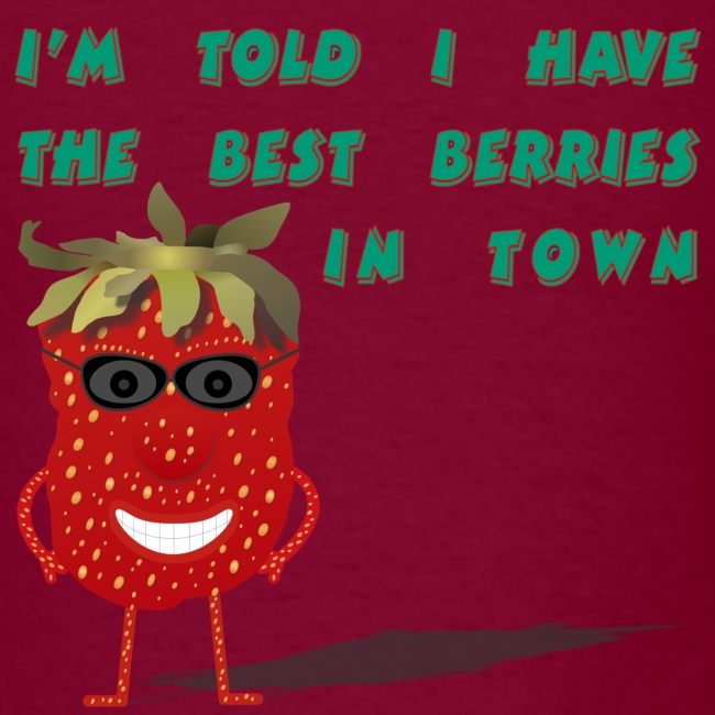 Best Berries In Town