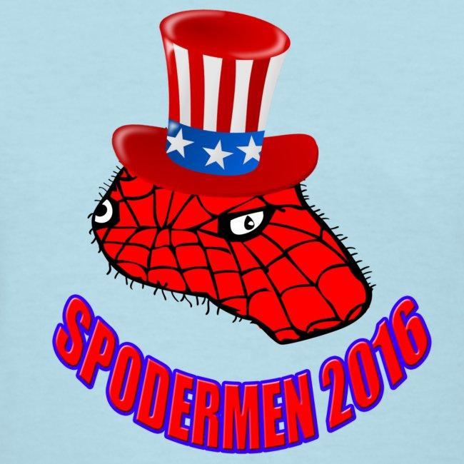 Spodermen 2016 - Women's T-Shirt
