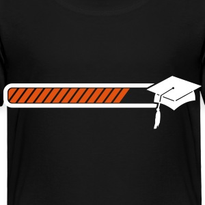 graduation loading Baby & Toddler Shirts - Toddler Premium T-Shirt
