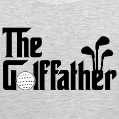 The Golffather - Golf Tank Tops