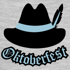 Oktoberfest (Hipster Hut) Outfit / Tracht / Wiesn Kids' Shirts - Baby Contrast One Piece