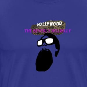 Hollywood Beverly Hillbilly - Men's Premium T-Shirt