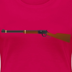 Rifle - Women's Premium T-Shirt