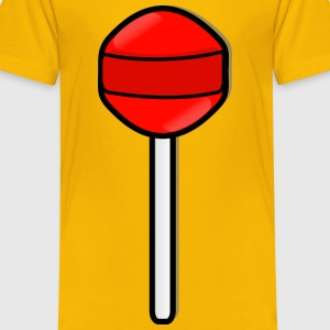 lollipop dave pena 02 - Kids' Premium T-Shirt