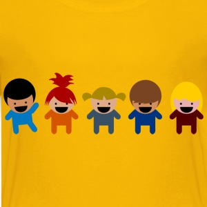 Cartoon Kids - Kids' Premium T-Shirt