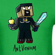 Design ~ Men's T-Shirt: AntVenom