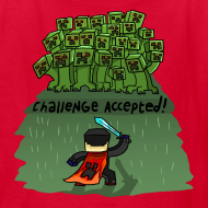 Design ~ Kid's T-Shirt: Horde of Creepers