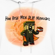 Design ~ Women's Hoodie: How REAL Men Use TNT!