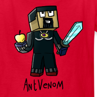 Design ~ Kid's T-Shirt: AntVenom