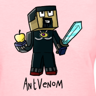 Design ~ Women's T-Shirt: AntVenom