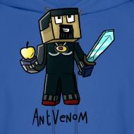 Design ~ Men's Hoodie: AntVenom