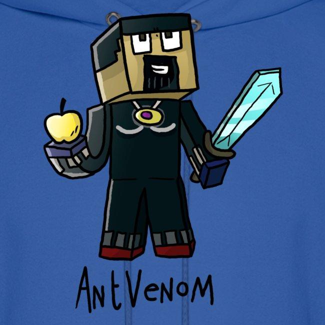 Men's Hoodie: AntVenom
