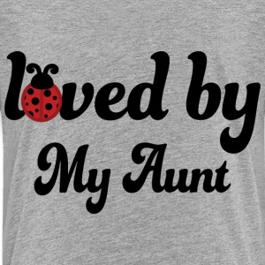Loved By My Aunt Baby & Toddler Shirts - Toddler Premium T-Shirt