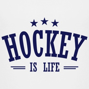Hockey is life 3 Kids' Shirts - Kids' Premium T-Shirt