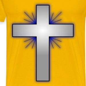 Cross IV - Men's Premium T-Shirt