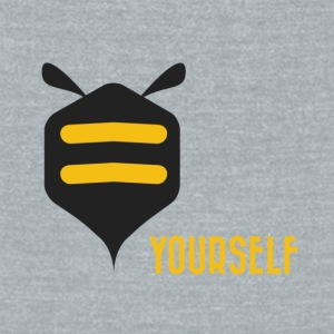 BeeYourself Unisex Tri-Blend T-Shirt - Unisex Tri-Blend T-Shirt by American Apparel