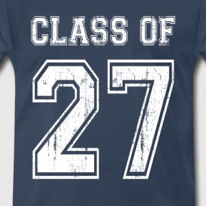Class Of 2027 T-Shirts - Men's Premium T-Shirt