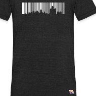 Design ~ Detroit Skyline Barcode