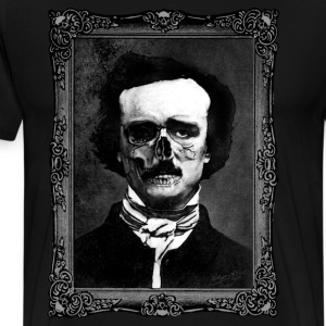 Edgar Allan Poe Inferno - Men's Premium T-Shirt