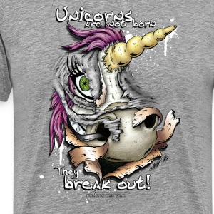 unicorn breakout T-Shirts - Men's Premium T-Shirt