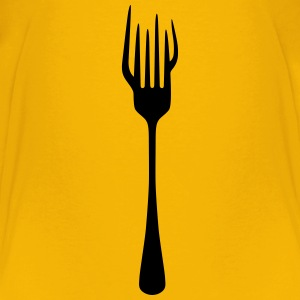 Fork and open source - Kids' Premium T-Shirt