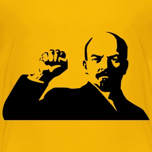 lenin fist - Kids' Premium T-Shirt