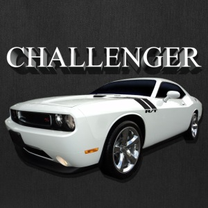 Challenger White - Tote Bag