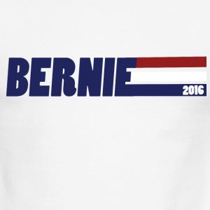 Bernie Sander 2016 retro politics - Men's Ringer T-Shirt