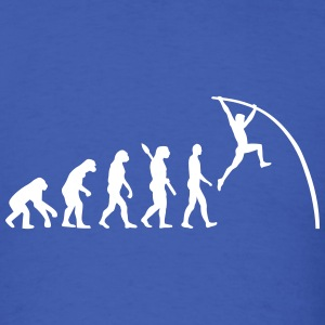 Evolution Pole vault T-Shirts - Men's T-Shirt