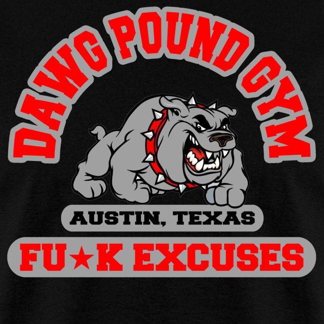 F Excuses Tee