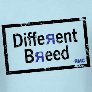 Different Breed Tee - Men's T-Shirt