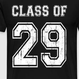 Class Of 2029 T-Shirts - Men's Premium T-Shirt