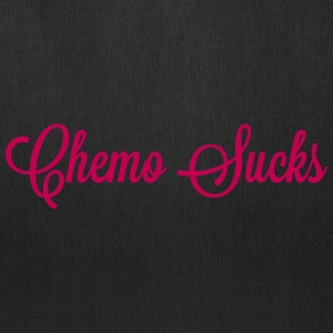 Chemo Sucks  Bags & backpacks - Tote Bag