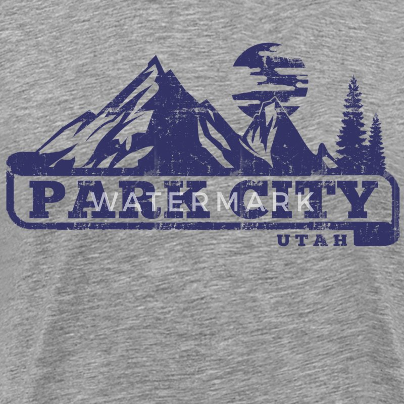 park city national park t shirt spreadshirt